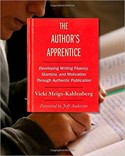 Amazon.com: The Author's Apprentice: Developing Writing Fluency ...