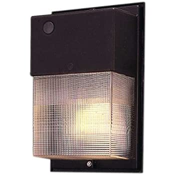 Cooper Lighting W 70 H Pc 70w High Pressure Sodium Wall Pack With Photo Control Bronze Wall