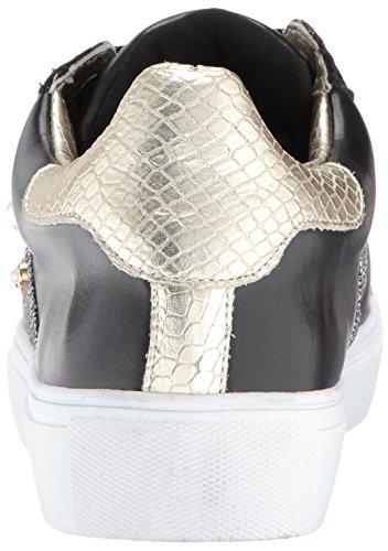 Steven Par Steve Madden Femmes Cory Mode Sneaker Noir / Multi