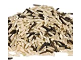 wild rice blend bulk - Natural Brown & Wild Rice Blend 5 lbs. [Pack of 3]