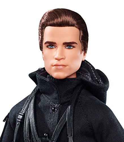 4091581af4 Amazon.com  Barbie Collector The Hunger Games  Mockingjay Part 2 Gale Doll   Toys   Games