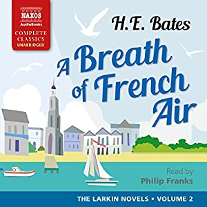 A Breath of French Air Audiobook