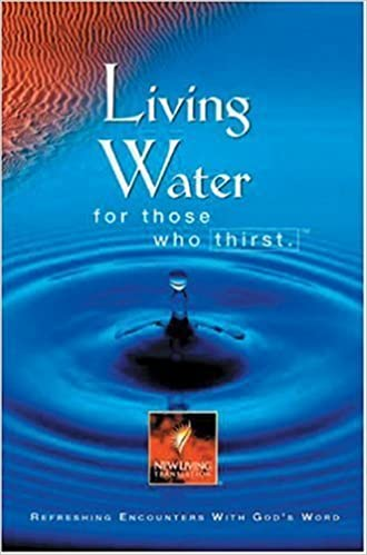 Book Living Water for Those Who Thirst (2000-10-01)