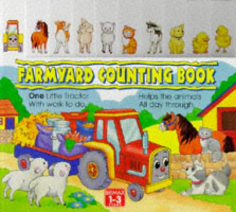 Farmyard Counting Book (Board Register Books)