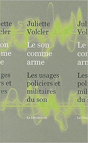 En ligne téléchargement gratuit Le son comme arme pdf, epub