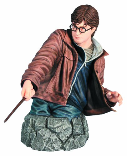 Gentle Giant Studios Harry Potter and The Deathly Hallows: Harry Potter Mini-Bust