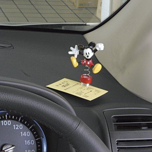 30%OFF Napolex Mickey Mouse Car Auto Dashboard Non-slip Card Holder