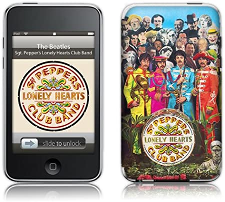 MusicSkins The Beatles - Sgt. Pepper, Skin per Apple iPod touch 2a ...