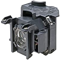 V13H010L38 / ELPLP38 - Lamp With Housing For Epson EMP-1705, EMP-1715, EMP-1700, EMP-1707, EMP-1710, EMP-1717, PowerLite 1700 / 1700c / 1705 / 1710 / 1715 Projectors