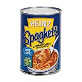 HEINZ Spaghetti in Tomato Sauce with Cheese 398ML