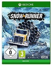 Snowrunner: Standard Edition USK/PEGI - Standard-Edition - Xbox One [Importación alemana]