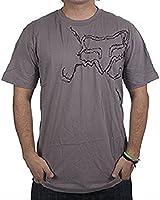 Fox Barbed S/S T-shirt Gray
