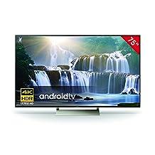 "Sony XBR-75X940E Smart TV LED 75"" Ultra HD 4K, HDMI, USB"