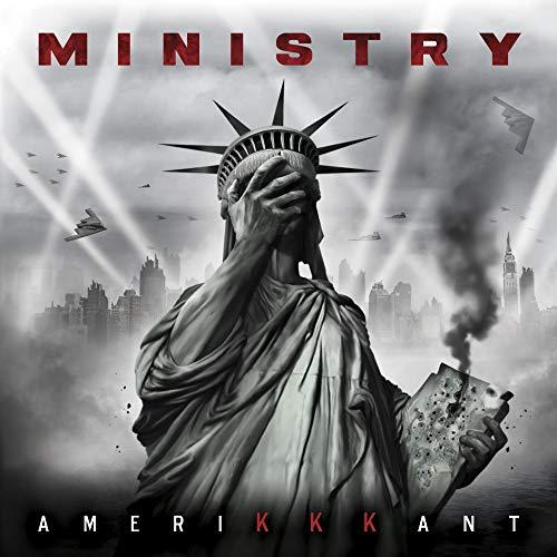 Cd Ministry - AmeriKKKant