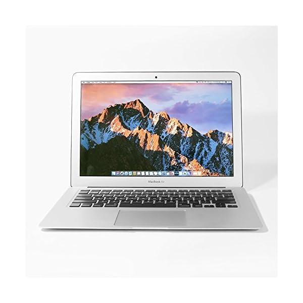 "Apple MacBook Air 13.3"" Laptop 1.7GHz Core i7 (MF068LL/A), 8GB Memory, MacOS 10.12 Sierra (Refurbished) 1"