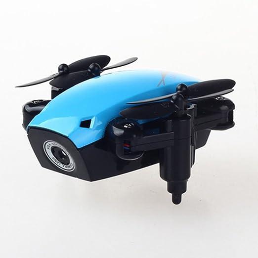 zantec Drone Mini Pocket helicoptère Control remoto modo Mini ...
