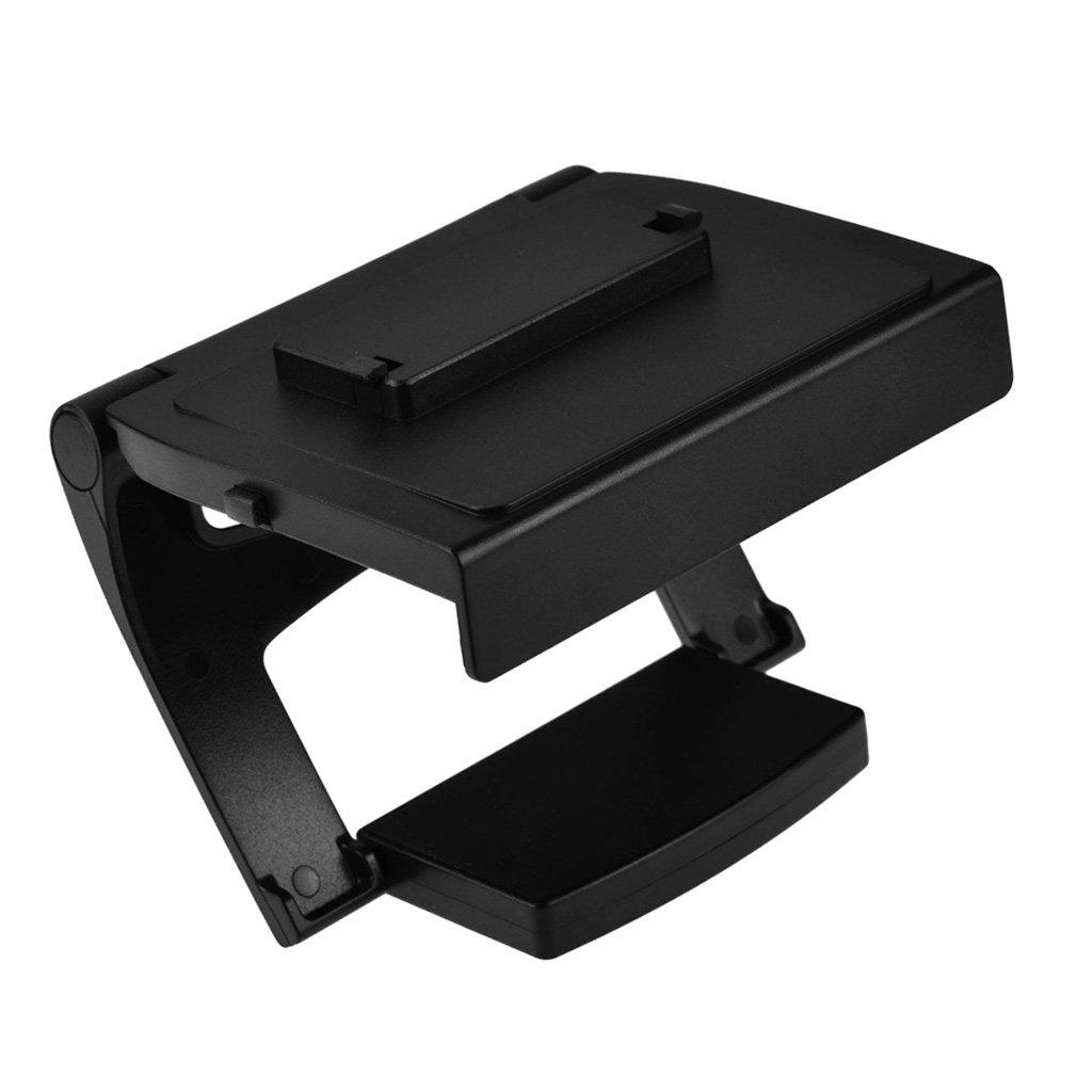 Baoblaze Regolabile TV Clip Clamp Mount Soporte Cradle Holder Bracket Staffa por Microsoft Xbox One Kinect Sensor 2.0: Amazon.es: Oficina y papelería