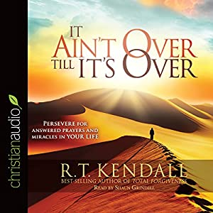 It Ain't over till It's over Audiobook