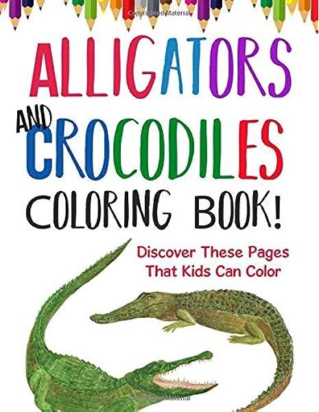 Parentune - Free Printable Crocodiles Coloring Pages, Crocodiles ...   600x465