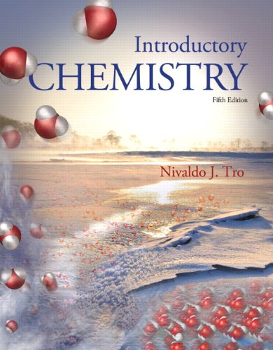 032191029X - Introductory Chemistry (5th Edition) (Standalone Book)
