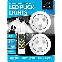 Deals on Brilliant Evolution LED Lights On Sale from $10.48