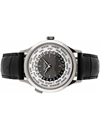 World Time automatic-self-wind mens Watch 5230G-001 (Certified Pre-owned)