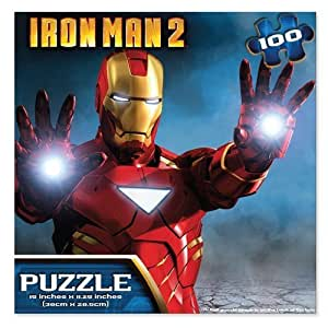 Iron Man 2 100 Piece Jigsaw Puzzle