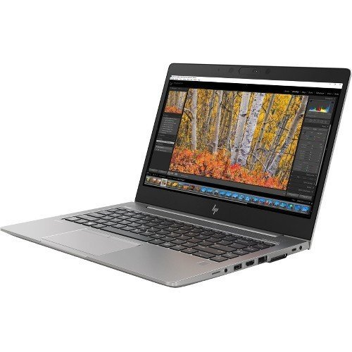 HP ZBook 14u G5 i5 14 inch IPS SSD Silver