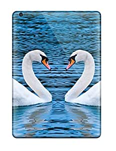 New Arrival Case Specially Design For Ipad Air (swans)
