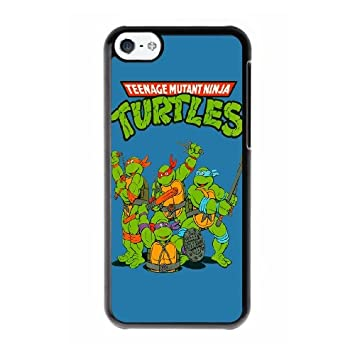 iPhone 5C Case, Teenage Mutant Ninja Turtles Logo Cover For ...