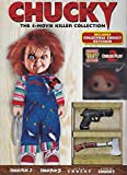 Chucky: The 4-Movie Killer Collection (Includes Collectible Chucky Keychain) [DVD]