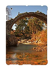 Special Design Back Tall Stone Bridge Phone Case Cover For Ipad 2/3/4