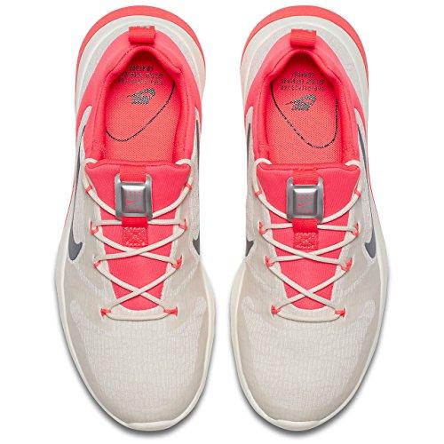 san francisco 4c36b 83fec New Nike Womens CK Racer Sneaker Orewood BrownSolar Red 7