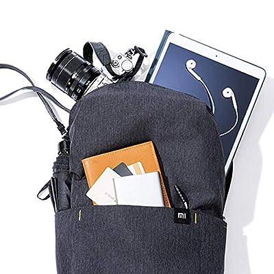 NINETYGO Lightweight Backpack Daypack for Kids, Black: Clothing