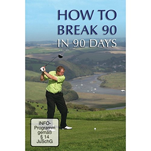 (How To Break 90 In 90 Days DVD)