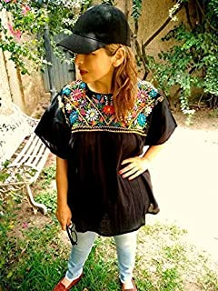 ca099407d9594 ... Waist Long Maxi Skirt. 4.2 out of 5 stars 106 · $18.89 - $19.59 ·  Mexican Embroidered Blouse for Women Plus Size