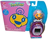 Tamagotchi Tamatown Purple and Orange Tama-go