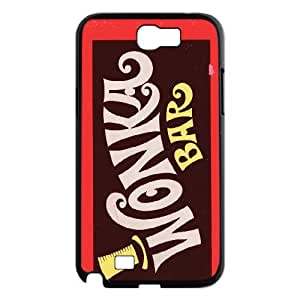 [bestdisigncase] For Samsung Galaxy Note 2 -Wonka Chocolate Pattern PHONE CASE 17