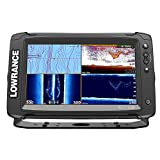 Lowrance ELITE9 Ti Touch No Transducer