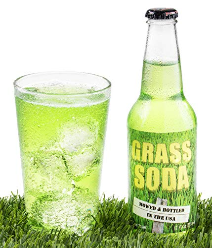 Grass Soda Pop, Weird and Surprising Soda -