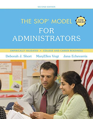 (The SIOP Model for Administrators with Enhanced Pearson eText -- Access Card Package (2nd Edition) (SIOP Series))