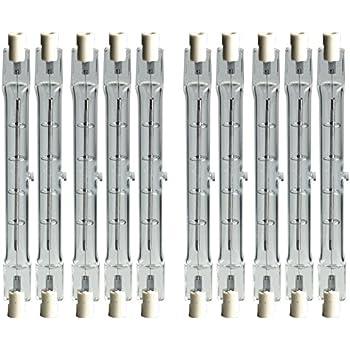 Ge Lighting 27447 300 Watt 117mm 5950 Lumen Halogen T3