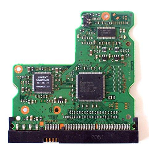 (PCB BOARD 908 PA2 0D30S, ASSY: 20-12232 FOR HDD 40GB QUANTUM QML40000LD-A, PGZXX)