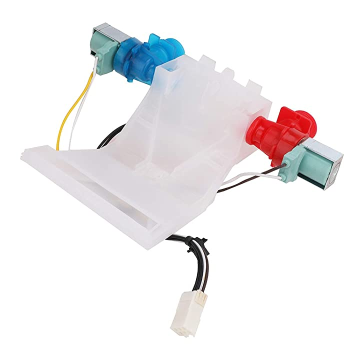KONDUONE W10144820 Water Inlet Valve for Whirlpool Kenmore Maytag Washer -Replaces WPW10144820, AP6015761, 1480998 Water Valve