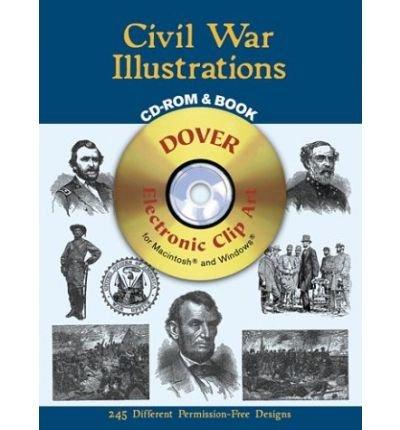 Civil War Illustrations CD-Rom & BO (Dover