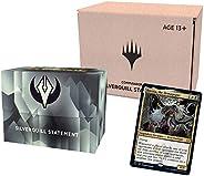 Magic The Gathering Strixhaven Commander Deck – Silverquill Statement (Black-White) | Minimal Packaging Versio