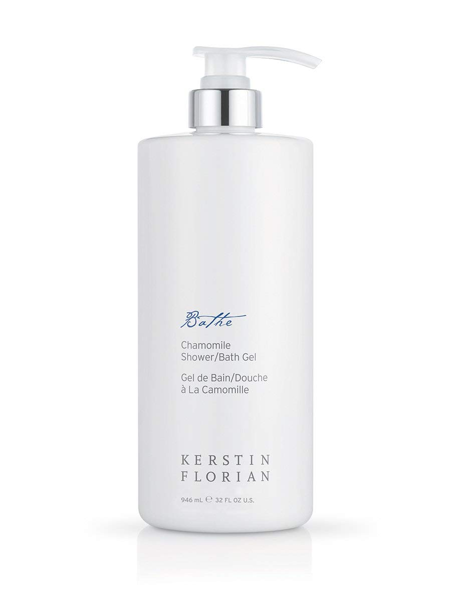 B0002LJM2E Kerstin Florian Chamomile Shower and Bath Gel, Aromatherapy Body Wash (Chamomile, 32 Ounces) 51MWlDIFdDL