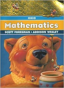 Scott Foresman-addison Wesley Mathematics Grade 2, Ohio Edition