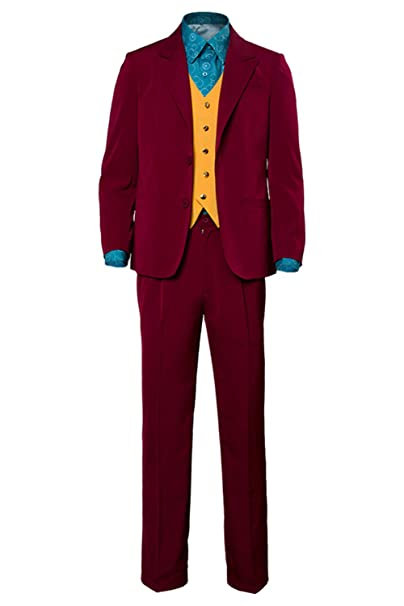 Amazon.com: DIFFERONE Joker 2019 - Trajes completos de ...