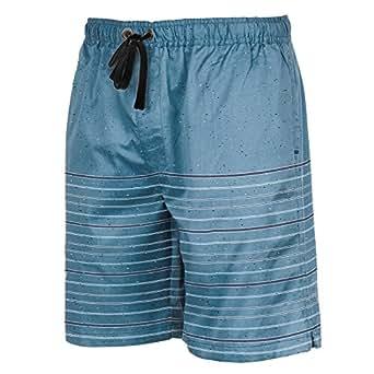 Billabong Mens Venice Elastic Walkshort Shorts, Washed Blue, Medium